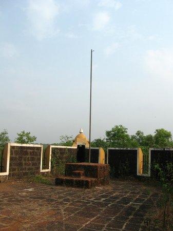 Fort Terekhol: inside the fort