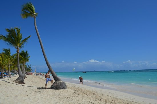 Hotel Riu Palace Punta Cana: excelente vista