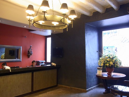 Hotel Costa Del Sol Ramada Cusco: エントランス
