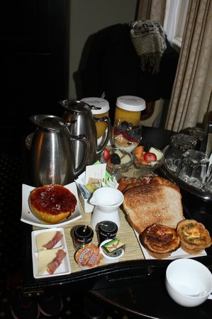 French Quarter Inn: Breakfast