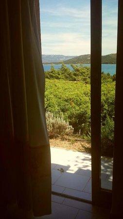 Park Hotel Cala di Lepre & Spa: vista camera 325