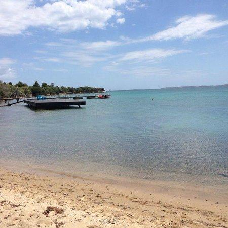 Park Hotel Cala di Lepre & Spa: spiaggia