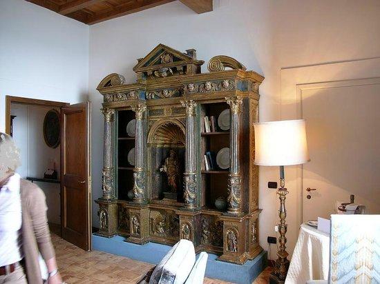 La Posta Vecchia Hotel: Rom Vanvitelli