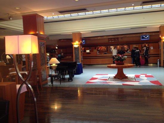 The Aquincum Hotel Budapest: reception