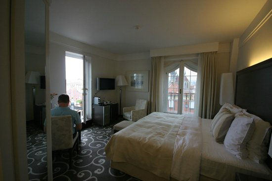 Grand Hotel Bohemia : Room 711