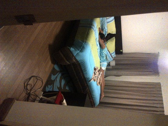 Marsi Hotel Bangkok: Bedroom
