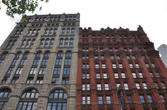 pace university foto di real new york tours new york city tripadvisor. Black Bedroom Furniture Sets. Home Design Ideas