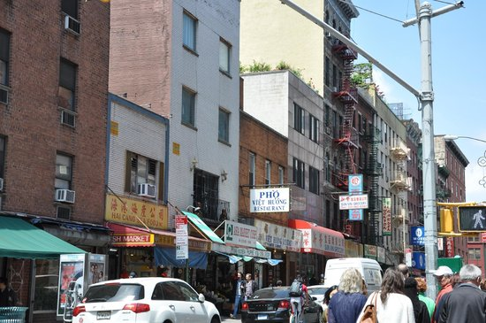 Real New York Tours : Chinatown