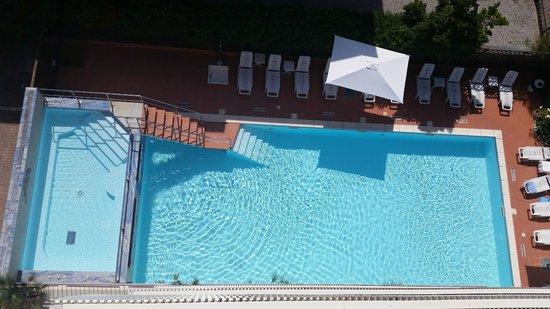 Hotel Delfino: Piscina