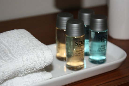 Whitstable Bay Bed and Breakfast: Complimentary toiletries