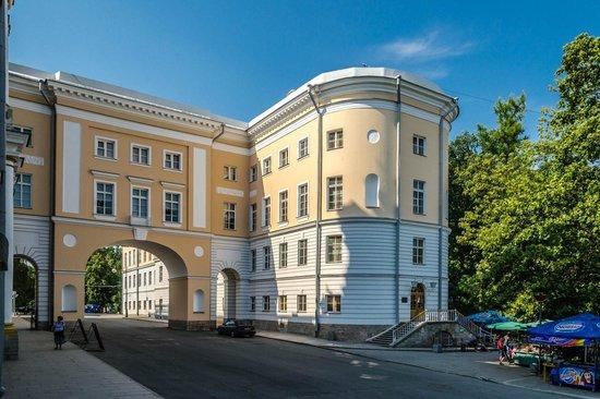 Картинки по запросу пушкин город описание музей лицей пушкина