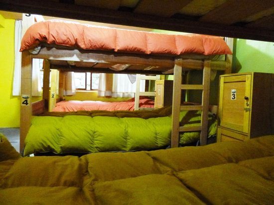 Sunset Hostel Cusco - Backpackers : Sunset House Cusco - Shared Room