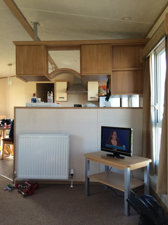 Chichester Lakeside Holiday Park - Park Holidays UK: Our pet friendly gold plus......very nice