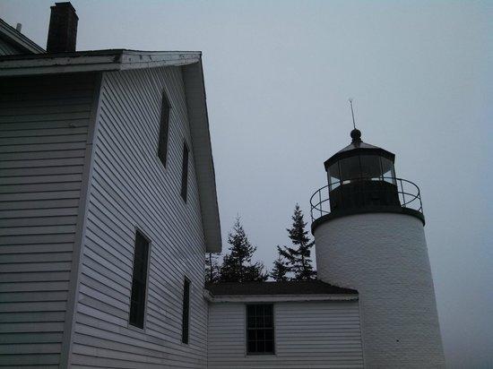 Bass Harbor Head Lighthouse: Bass Harbor Lighthouse