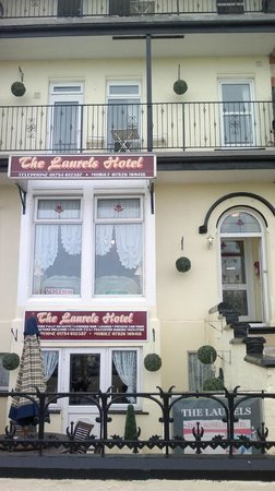 The Laurels Hotel