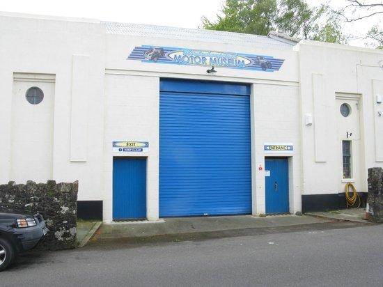 Moretonhampstead Motor Museum