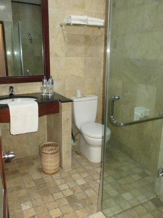 Ijen Resort & Villas : Badezimmer