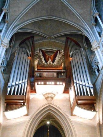 Cathédrale de Lausanne : L'orgue