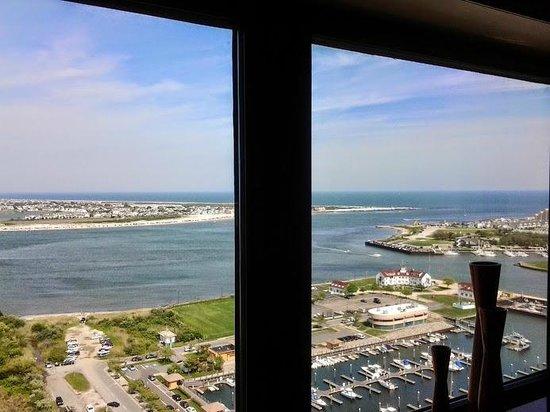 Golden Nugget: 25th floor bay view