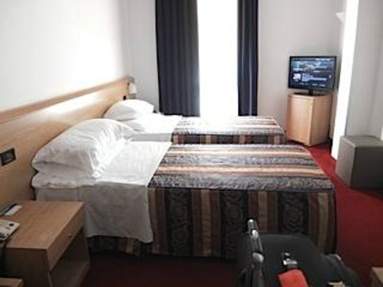 Best Western Titian Inn Hotel Venice Airport: Our room