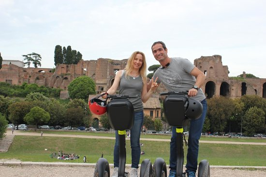 Rolling Rome Tours & Rents: Rolling Rome Segway Tour - Ancient Rome Segway Tour at the Circus Maximus