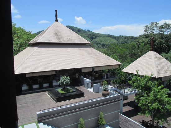 Villa Zolitude Resort and Spa: Het centrale restaurant