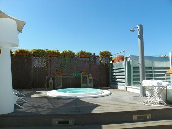 Hotel Amadeus: Jacuzzi Pool