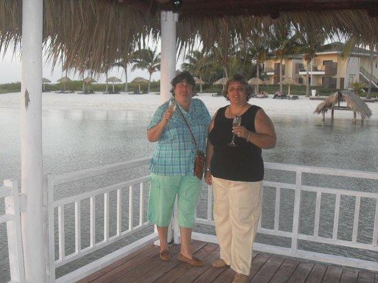 Melia Buenavista : Brindis por la puesta del Sol