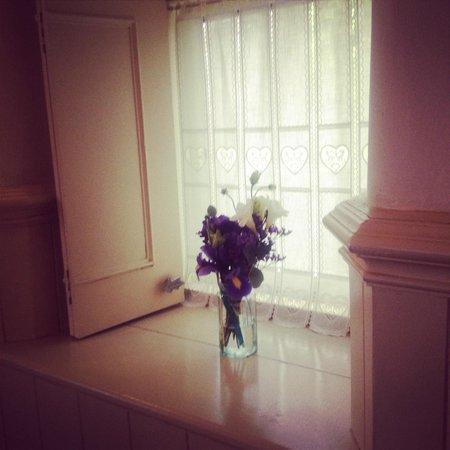 Beechenhill Farm: Window in cottage