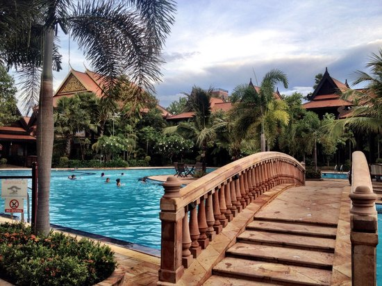 Sokhalay Angkor Resort & Spa: Delightful oasis