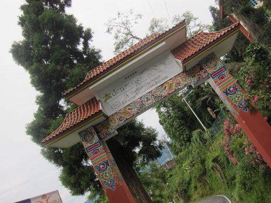 WelcomHeritage Denzong Regency : Entrance