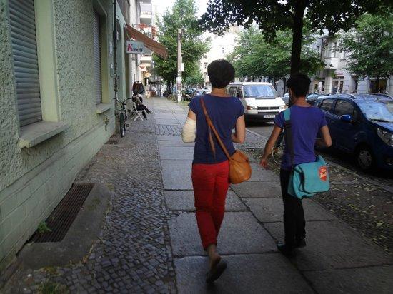 Vive Berlin Tours : Découvrir les quartiers ...
