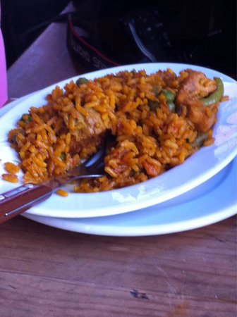 Bar Alfalfa: Paella