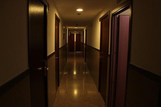 Astoria Park : korytarz
