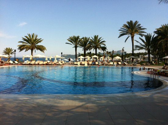 Club Med Palmiye: Piscine Villagio