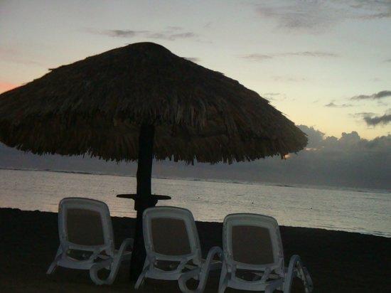 BlueBay Villas Doradas Adults Only: Huts on the beach