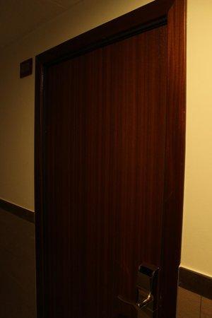 Astoria Park: wejście do pokoju