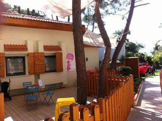 Club Med Palmiye: baby club