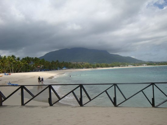 BlueBay Villas Doradas Adults Only : Beach Area at the end of the beach