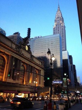 Grand Hyatt New York : Our New York home away from home!