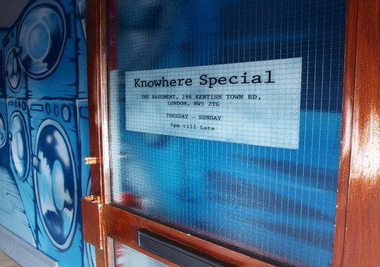 Knowhere Special: Door