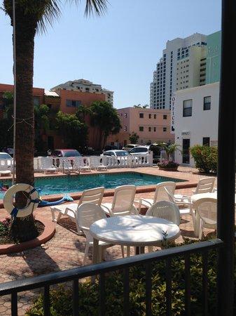 Napoli Belmar Resort : Napoli Belmar, Fort Lauderdale