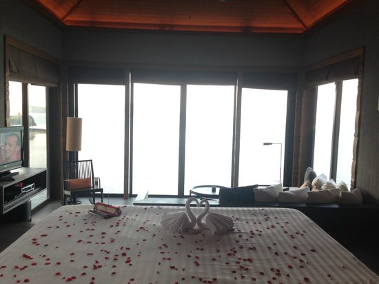 Sri Panwa Phuket Luxury Pool Villa Hotel: Our villa