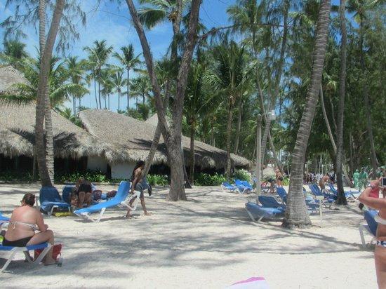 Vista Sol Punta Cana : Sports-bar en la playa