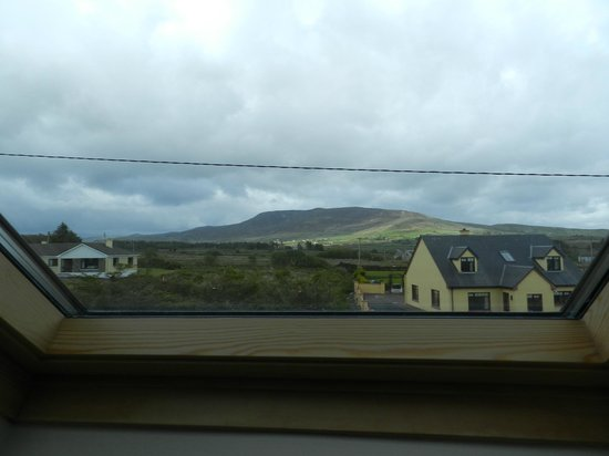 Skellig Side B&B: View from our room