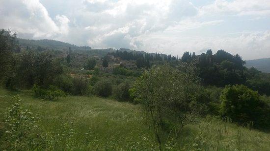 Casale Fontibucci: Surrounding area