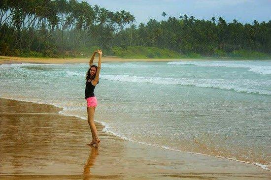 Dickwella Resort & Spa : Пляж