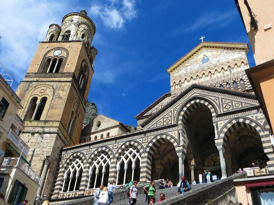 Duomo di Sant'Andrea : Amalfi Duomo