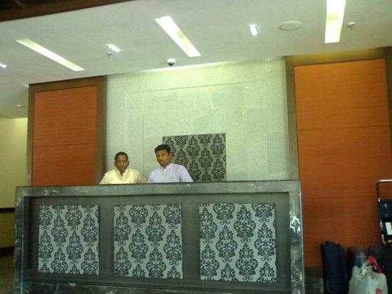 Asiana Place: friendly reception