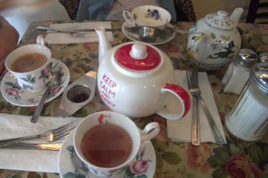 Photo of English Restaurant Tea & Sympathy at 108 Greenwich Ave, New York, NY 10011, United States